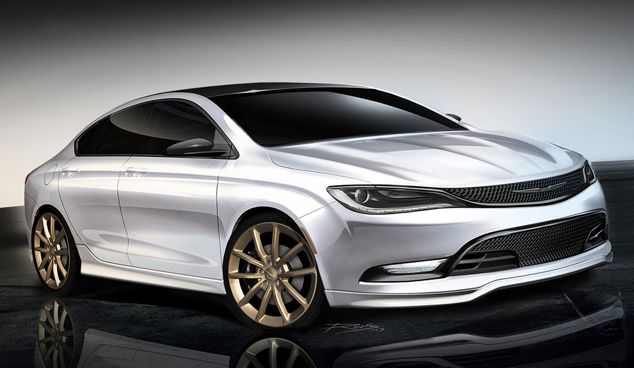 Chrysler 2014 models submited images