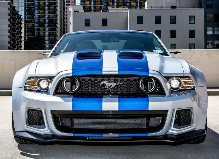 Need For Speed Ford MustangNeed For Speed Ford Mustang