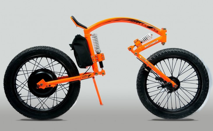 Nisttarkya electric bike
