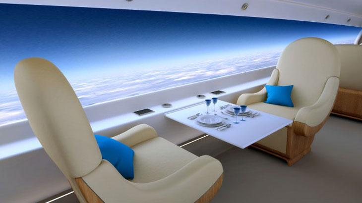 Spike Aerospace S-512 supersonic jet