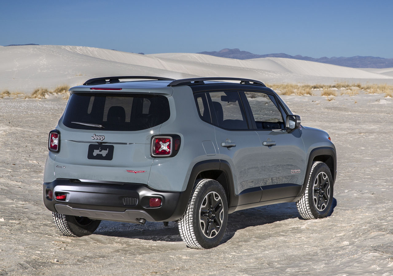 Jeep Renegade 2015 Specs Towing Capacity | Autos Post