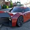 Alfa Romeo Feroce concept car