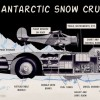Antarctic Snow Cruiser diagram