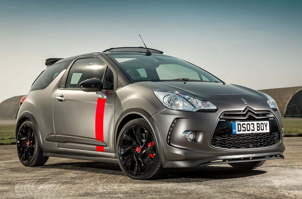 citroen ds3 cabrio racing ultra limited edition pricey. Black Bedroom Furniture Sets. Home Design Ideas