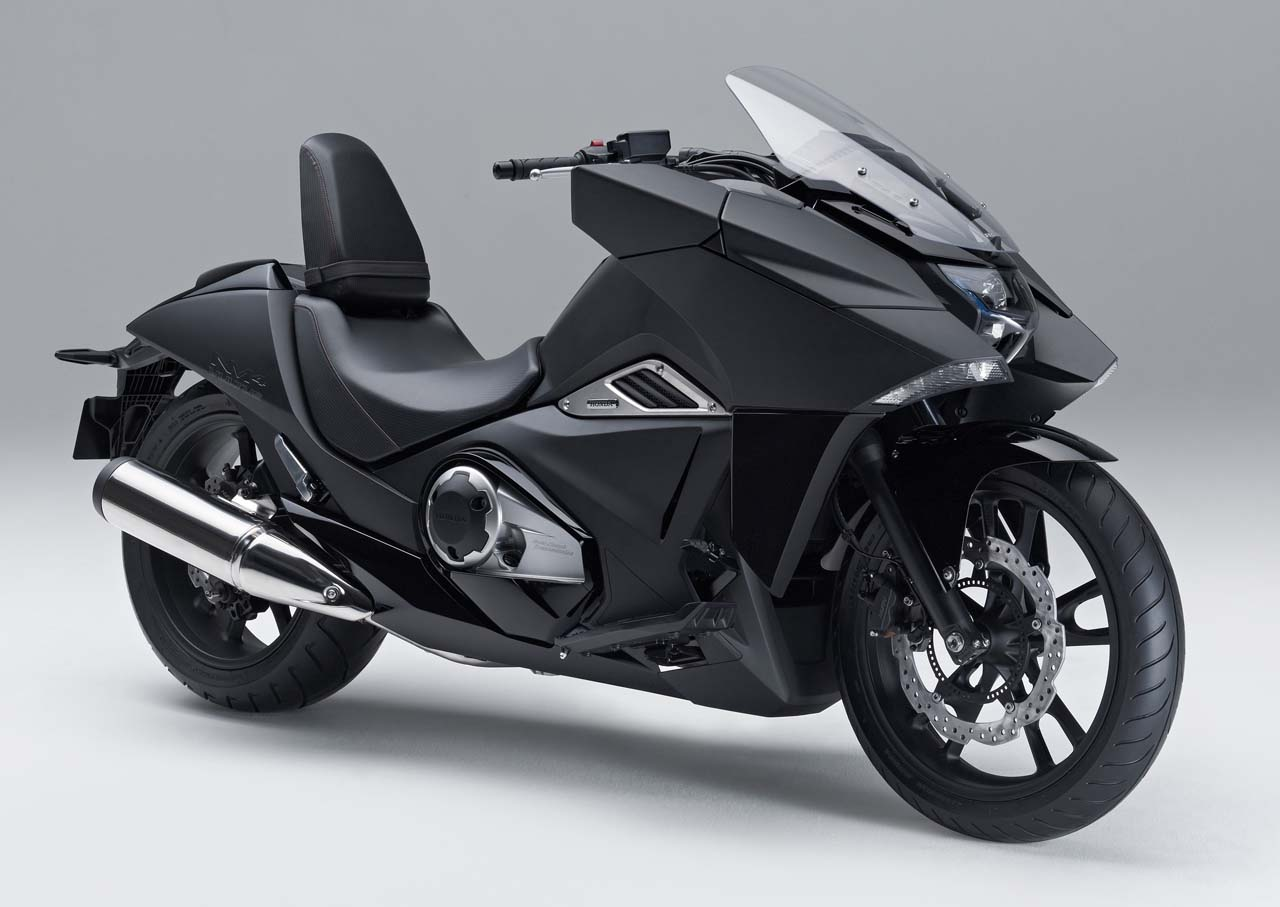 There's also the Honda NM4 Vultus.