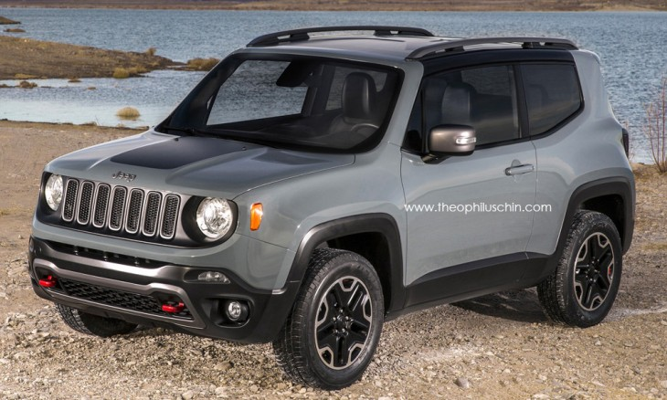 Jeep Renegade 3 door