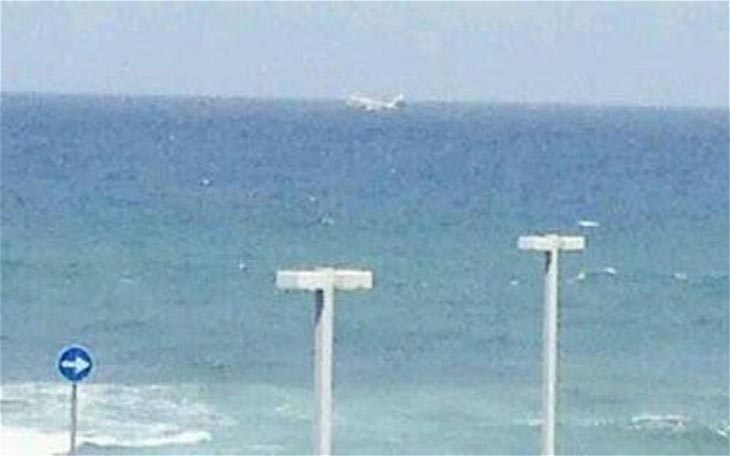 Canary Islands plane crash false alarm