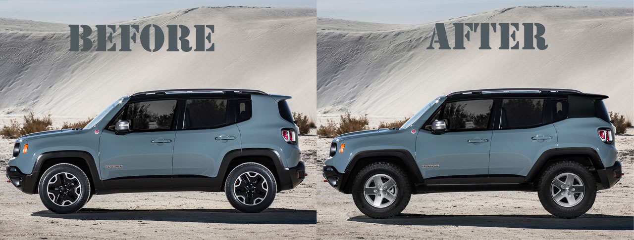 the towing capacity of the 2015 jeep renegade autos post. Black Bedroom Furniture Sets. Home Design Ideas
