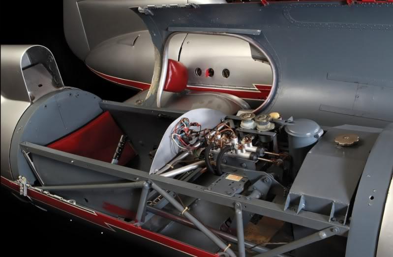 1951 Italcorsa Tarf II land speed record car