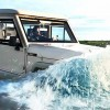 Amphicruiser AWD amphibious car