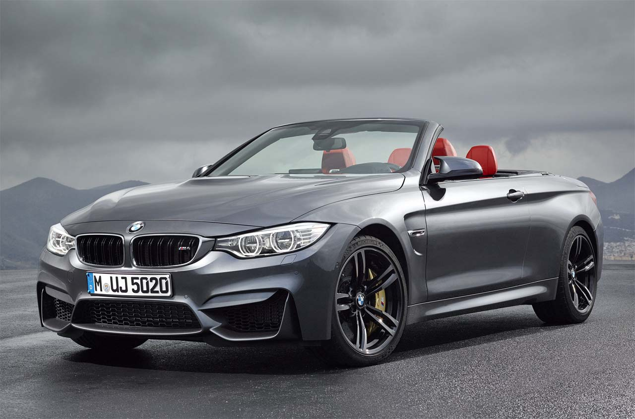 BMW M4 Convertible - Diseno-art