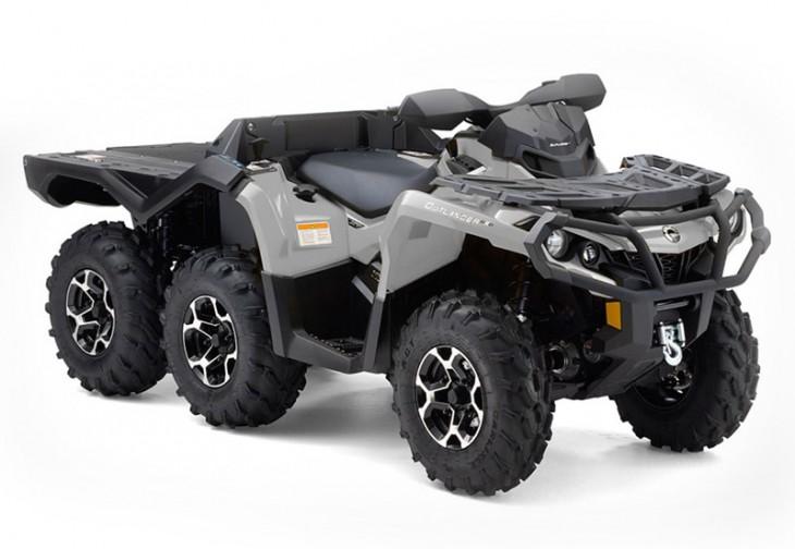 BRP Can-Am Outlander 6x6 ATV front
