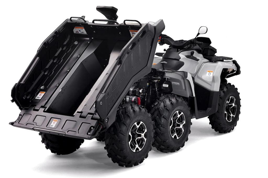 BRP Can-Am Outlander 6x6 ATV - Diseno-art
