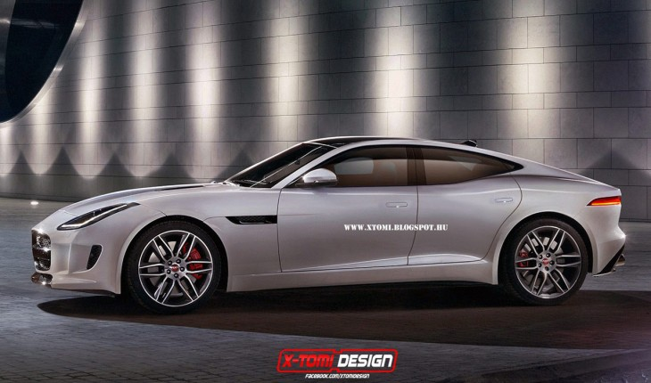 Jaguar F-Type 5-door