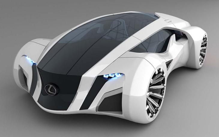 Lexus Kunai Concept