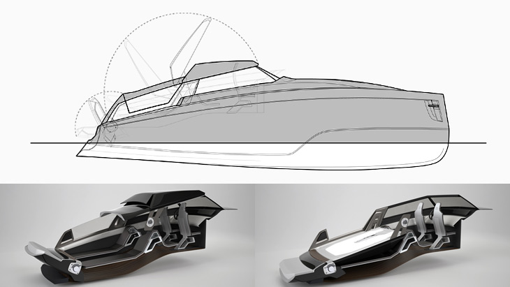 Reversys Boat