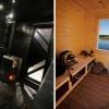 Saunalautta sauna raft
