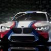 BMW Vision Gran Turismo front