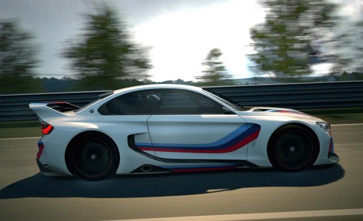 BMW Vision Gran Turismo in GT6