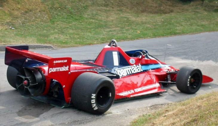 Brabham BT46B Fan car