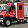 Bremach T-Rex fire truck
