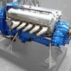 Aeroboat Rolls-Royce Merlin V12