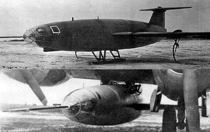 DFS 346 rocket-powered aircraft