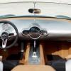 MINI Superleggera Vision concept car interior