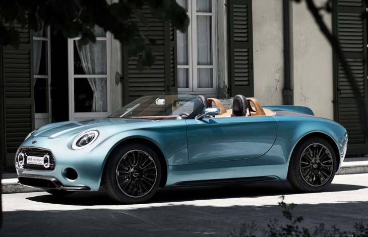 MINI Superleggera Vision concept car