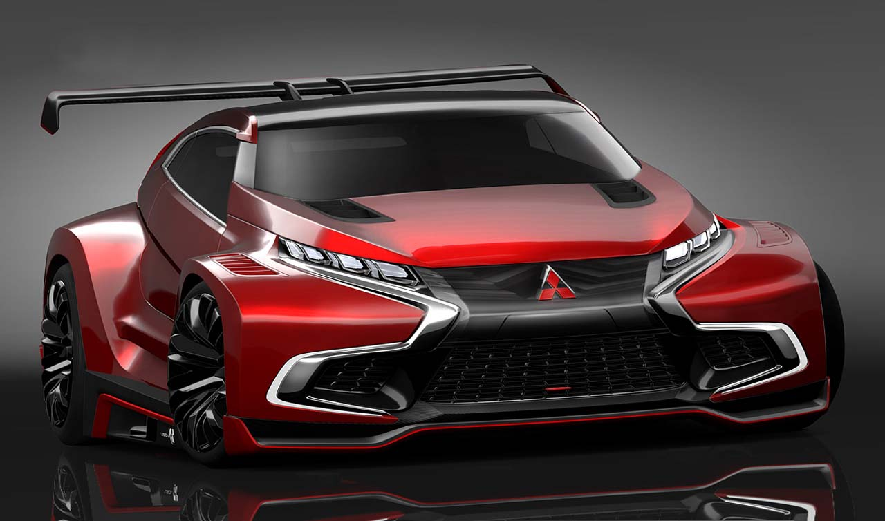 2014 Mitsubishi Lancer Concept | Autos Post