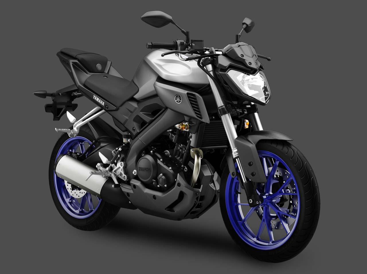 yamaha mt 125 little bike offers big style motorcycles diseno art. Black Bedroom Furniture Sets. Home Design Ideas