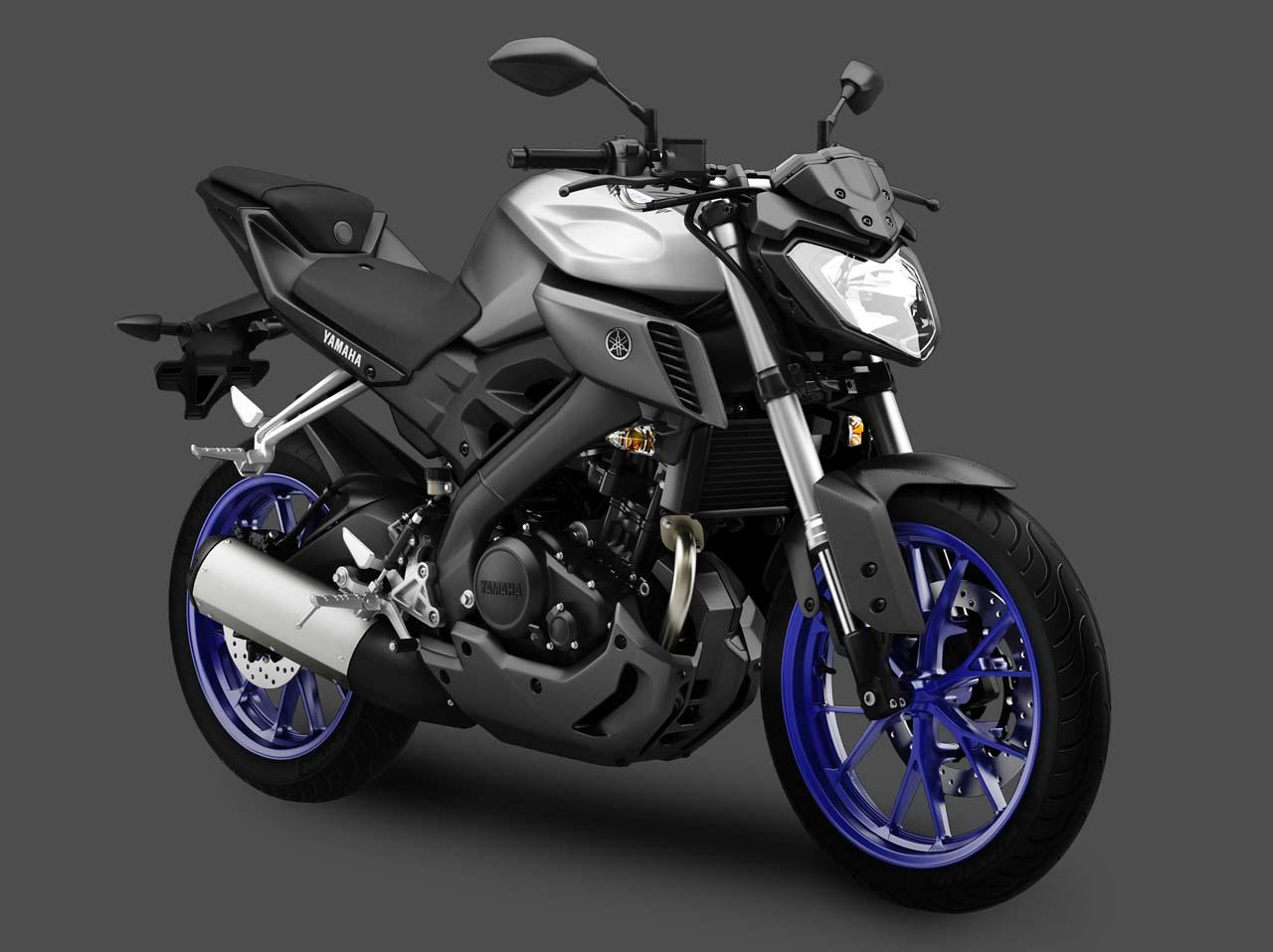 Yamaha Mt 125 Little Bike Offers Big Style Diseno Art