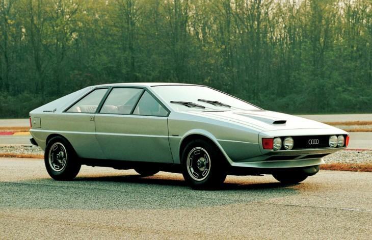 Audi Asso di Picche concept by Italdesign