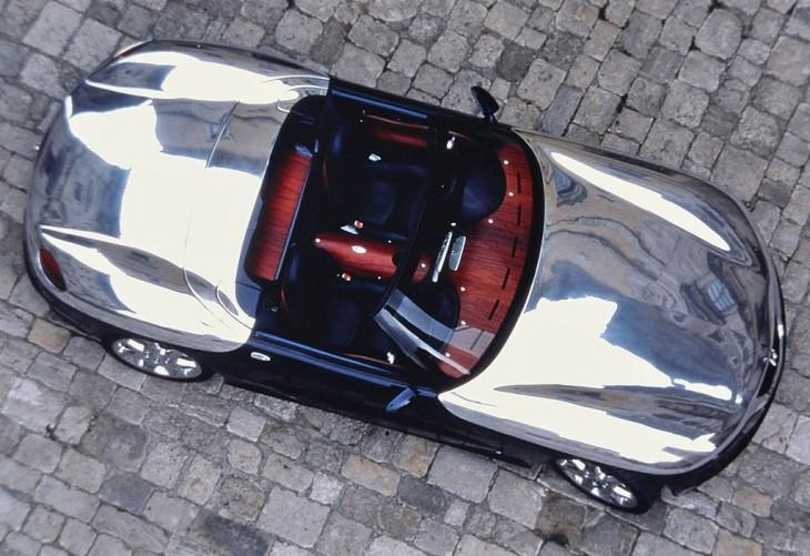Honda Argento Vivo