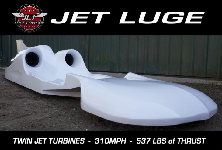 Jet Luge
