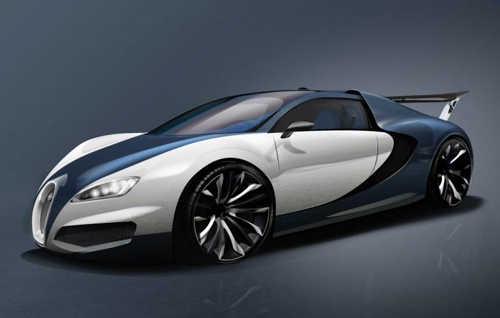 Bugatti Veyron Mk2