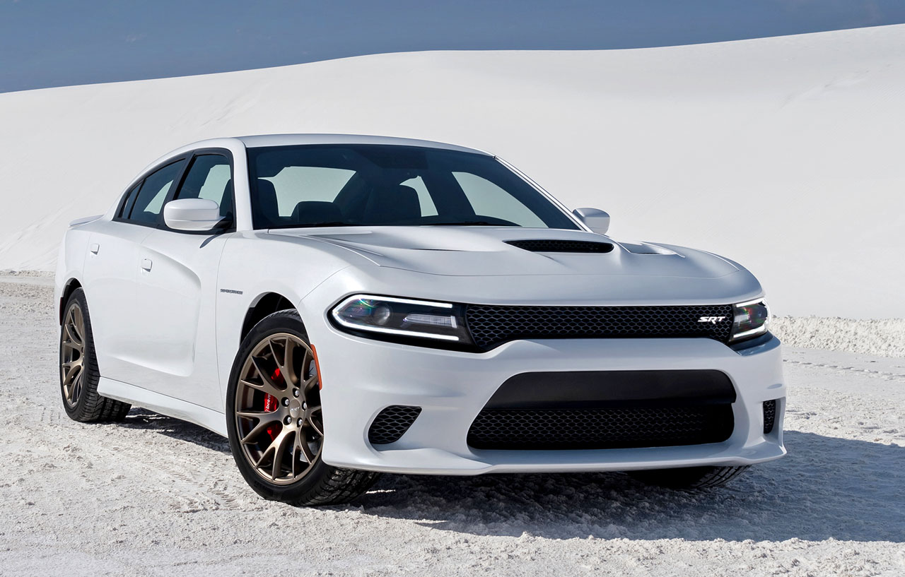 Dodge Charger SRT Hellcat – 707 hp and a 204 mph top speed