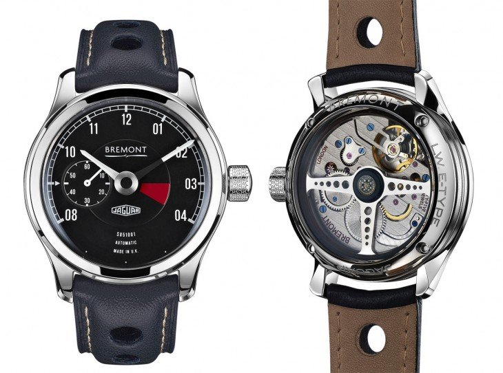 Jaguar Bremont Lightweight E-Type Watch