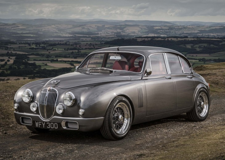 Jaguar Mark 2 by Ian Callum