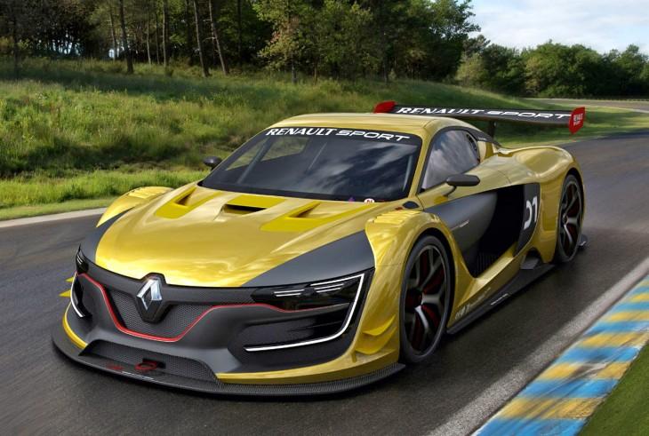 Renaultsport R.S. 01 racecar