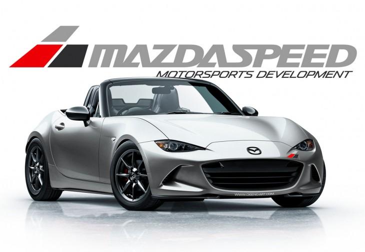 Mazdaspeed MX-5 Miata ND