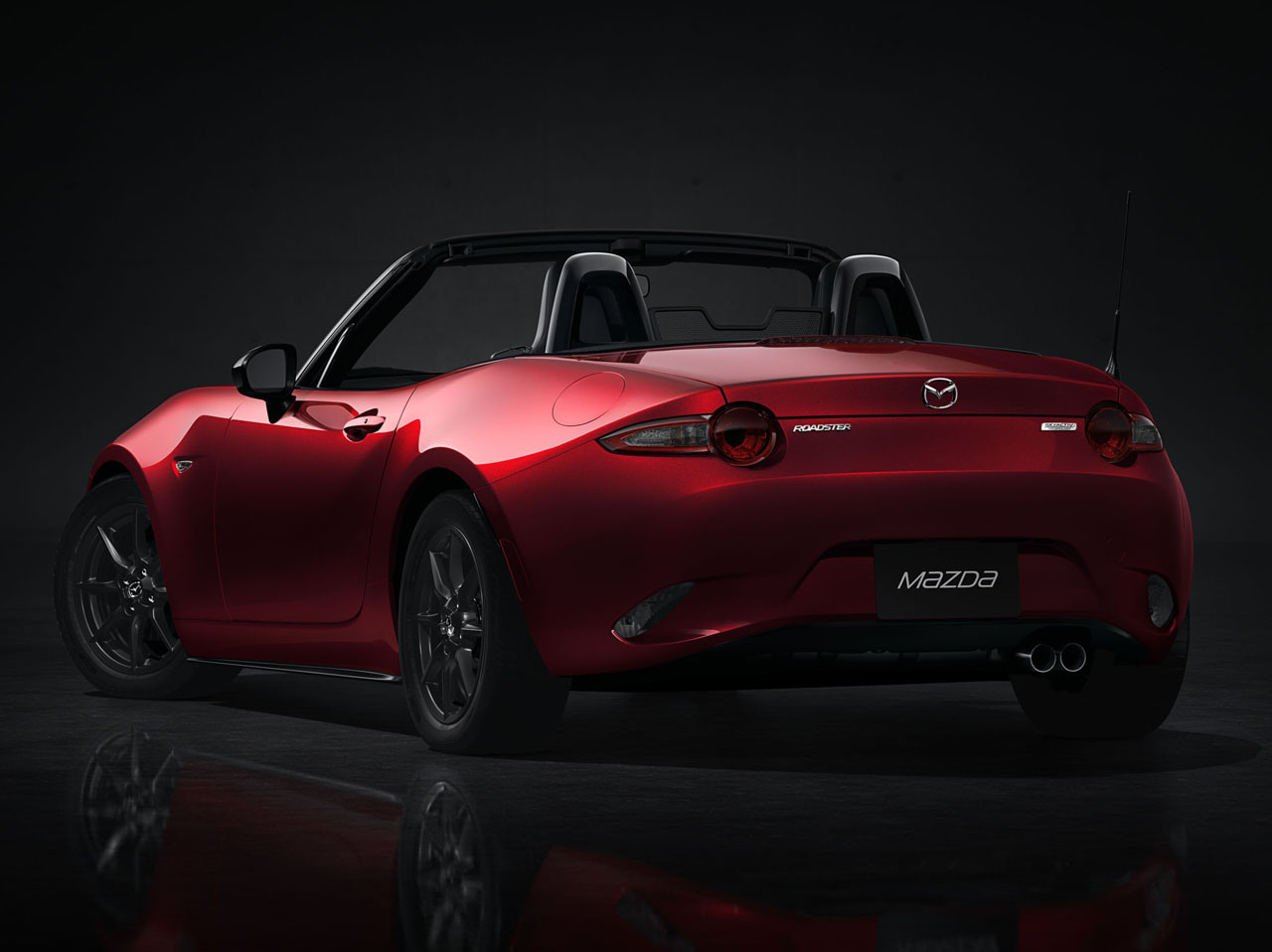 All New 2016 Mazda Mx 5 Miata Diseno Art