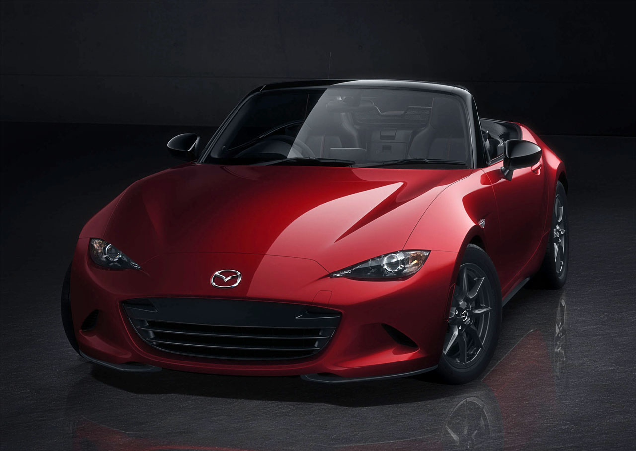 mazda mx 5 miata 4th generation sports cars diseno art. Black Bedroom Furniture Sets. Home Design Ideas