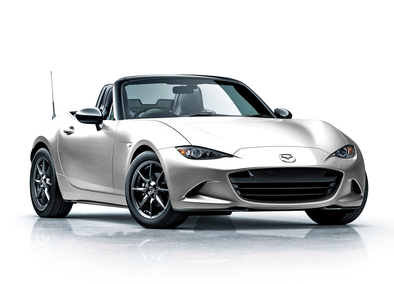 all new 2016 mazda mx 5 miata diseno art. Black Bedroom Furniture Sets. Home Design Ideas