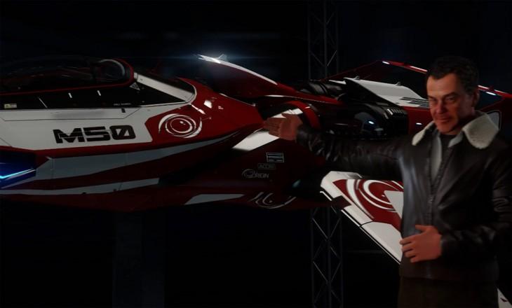 top gear spaceship spoof