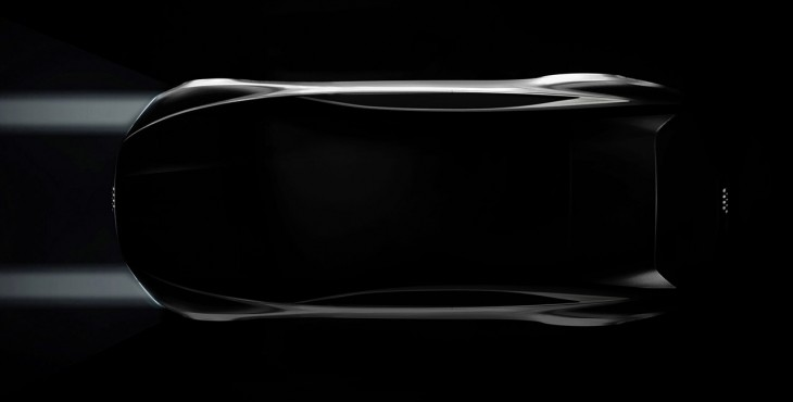 2014 Audi concept car Los Angeles Auto Show