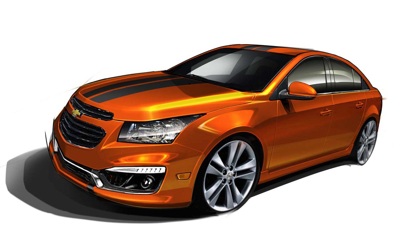 2014 chevrolet cruze coupe autos weblog. Black Bedroom Furniture Sets. Home Design Ideas