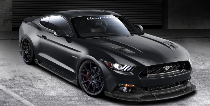 2015 Ford Mustang GT Hennessey HPE700