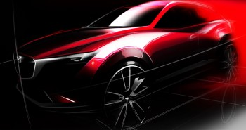 All-new Mazda CX-3 to debut at 2014 LA Auto Show
