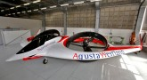 AgustaWestland Project Zero electric-powered VTOL aircraft